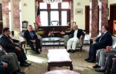 رئیس جمهور غنی مدال های عالی دولتی غازی میر مسجدی خان را به چهار تن از مقامات دولتی، تفویض کرد
