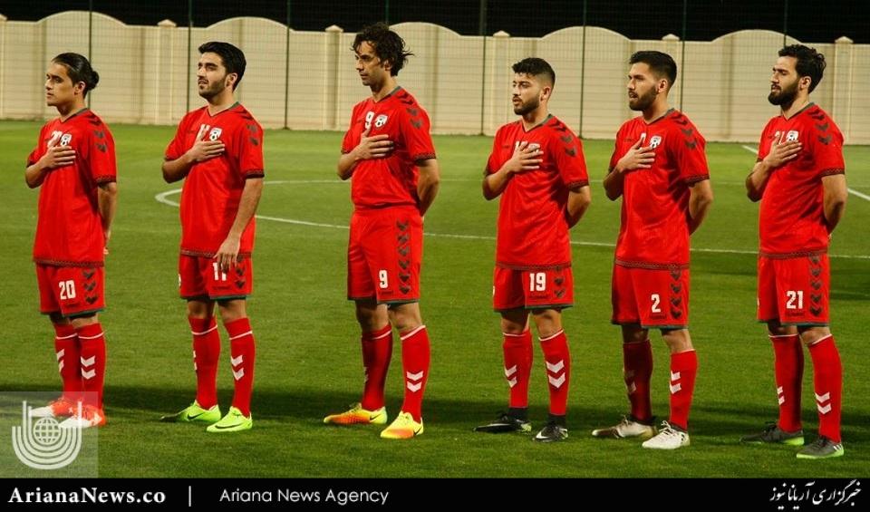 فوتبال افغانستان
