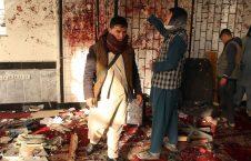 مسجد امام زمان کابل پس از انفجار (7)