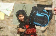 پناهنده گان میانمار در کشمیر (4)