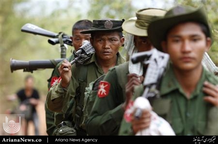 اردوی میانمار