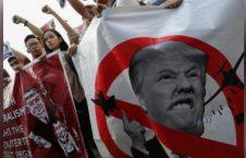 تظاهرات مردم فیلیپین  (2)