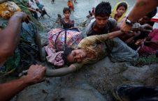 داستان چشمها و چهرههای مسلمانان روهینگیا (21)