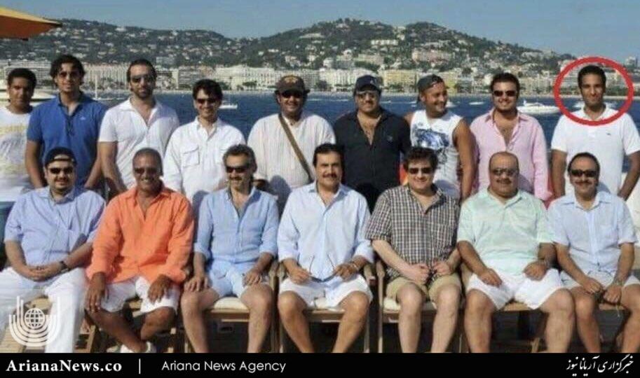 شاهزاده گان سعودی - تصویر/ روزگار خوش شاهزاده گان ناخوش امروز!