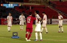 فوتبال افغانستان ویتنام
