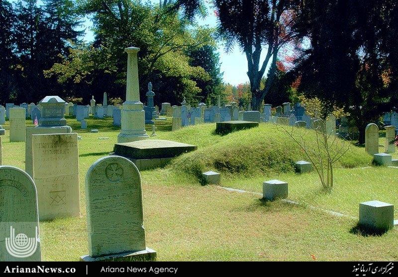 قبر عجیب 3