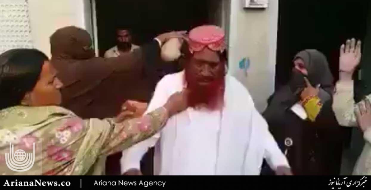 لت و کوب ملای پاکستانی زنان