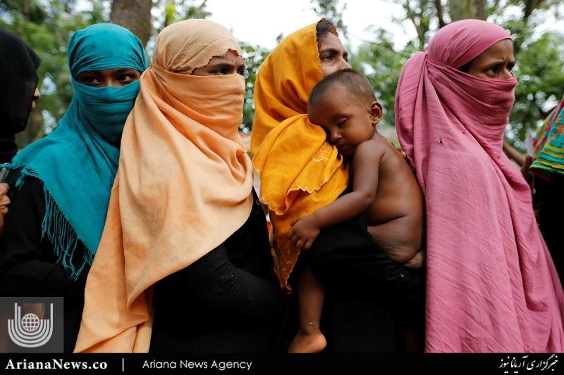 مسلمانان روهینگیا 2