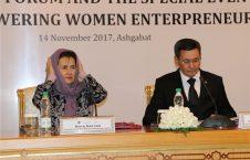 همایش تجاری افغانستان در عشقآباد  (13)