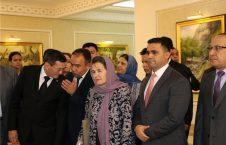 همایش تجاری افغانستان در عشقآباد  (15)