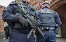 پولیس جرمنی