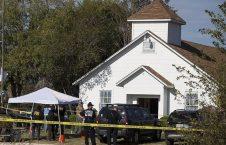 کشته شدن ۲۶ تن در حمله مسلحانه به یک کلیسا در تگزاس (1)