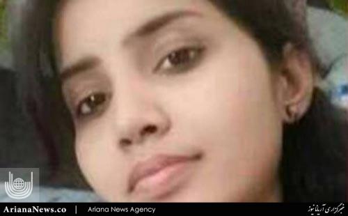 ساندیها رانی - به آتش کشیدن دختر زیبای هندی بدلیل پاسخ منفی به خواستگارش + عکس