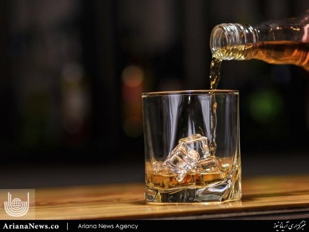 دستگیری چندین نفر درباره مسمومیتهای الکلی