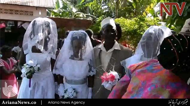 ازدواج با سه زن (1)