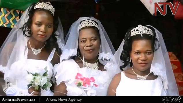 ازدواج با سه زن (2)