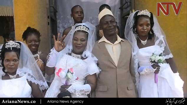 ازدواج با سه زن (3)