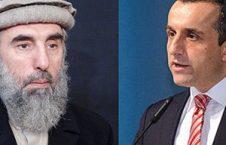 امرالله صالح و ناگفته هایی از حضور داماد حکمتیار در نشست صلح ترکیه