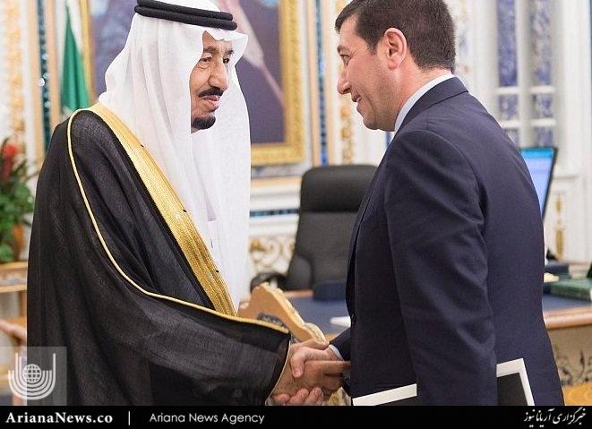 باسم عوض الله - شکنجه گر مشهور اردنی به خدمت ملک سلمان درآمد! + عکس
