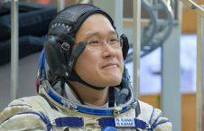 فضانورد جاپانی 1
