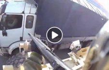 فیر نظامی امریکایی دریور افغان