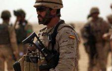 شمار عساکر هسپانیایی در افغانستان افزایش می یابد