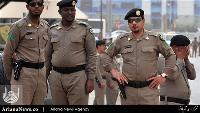 پولیس عربستان