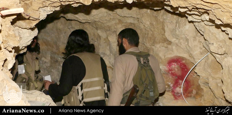 تونل داعش