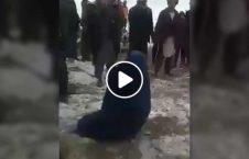 شکنجه زن جوان تخار