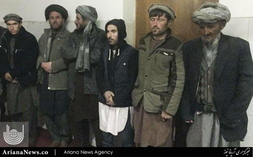 شکنجه سهیلا - شکنجه گران حزب اسلامی به دام افتادند + عکس