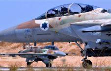 طیاره اسراییلی