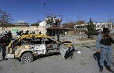 حمله یک موتر بمب بالای کارمندان یک کمپنی خارجی در کابل