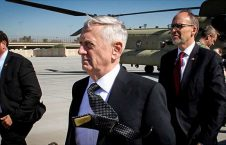 سفر غیر منتطره وزیر دفاع امریکا به کابل
