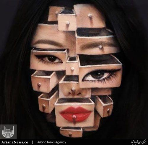 دختر هزار چهره (1)