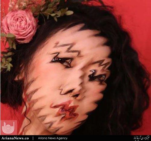 دختر هزار چهره (2)