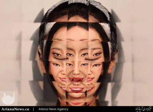 دختر هزار چهره (3)