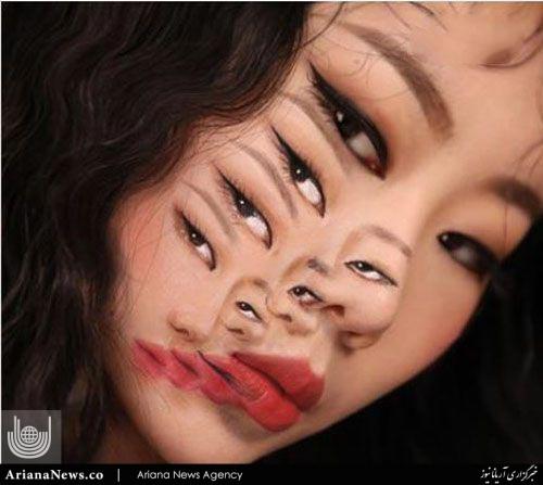 دختر هزار چهره (5)