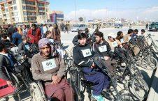 مسابقه ولچررانی برای کابل زیبا (6)