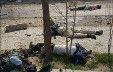 جنایتی دیگر از داعش؛ انفجار در مراسم سالیاد شهید مزاری + تصاویر