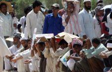 کارگران افغان
