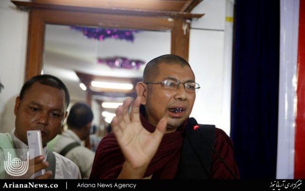 Parmaukkha - دشمن خطرناک مسلمانان میانمار از زندان آزاد شد+عکس