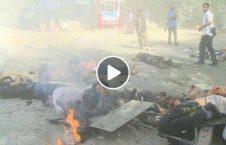 انفجار منطقه شش درک کابل