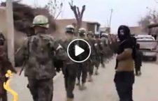 رژه طالبان