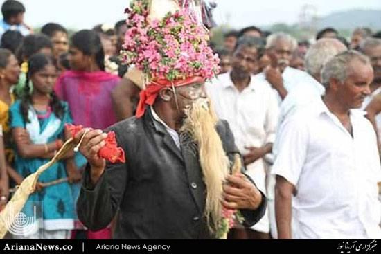 سنت وحشیانه هند