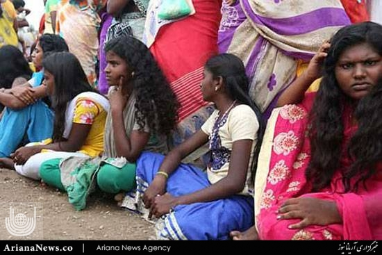 سنت وحشیانه 1 - سنت وحشیانه هندی ها + تصاویر