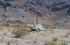 طیاره جنگی پیشرفته اف 16