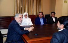 عبدالله عبدالله نماینده گان غزنی