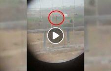 israel sniper kill palestinian man