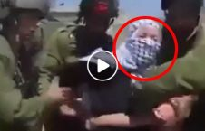 israel solider violence palestinian people