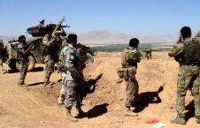 اردوی ملی 1 226x145 - پاکسازی کامل ولسوالی مارجه هلمند توسط نیروهای امنیتی